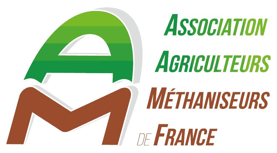 Association des Agriculteurs Méthaniseurs de France (AAMF) Logo Vector