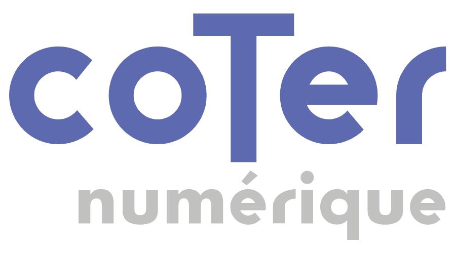 coTer numérique Logo Vector