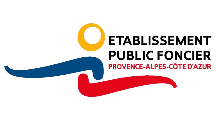 Etablissement Public Foncier Provence-Alpes Côte d'Azur Logo Vector