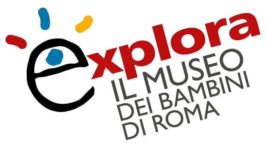 Explora, il Museo dei bambini di Roma Logo Vector