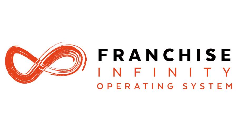 Franchise Infinity Logo Vector