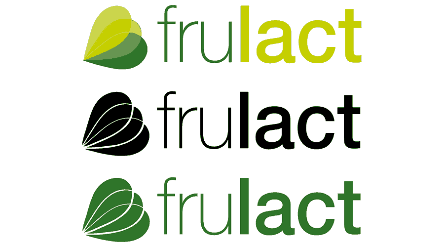 Frulact Logo Vector