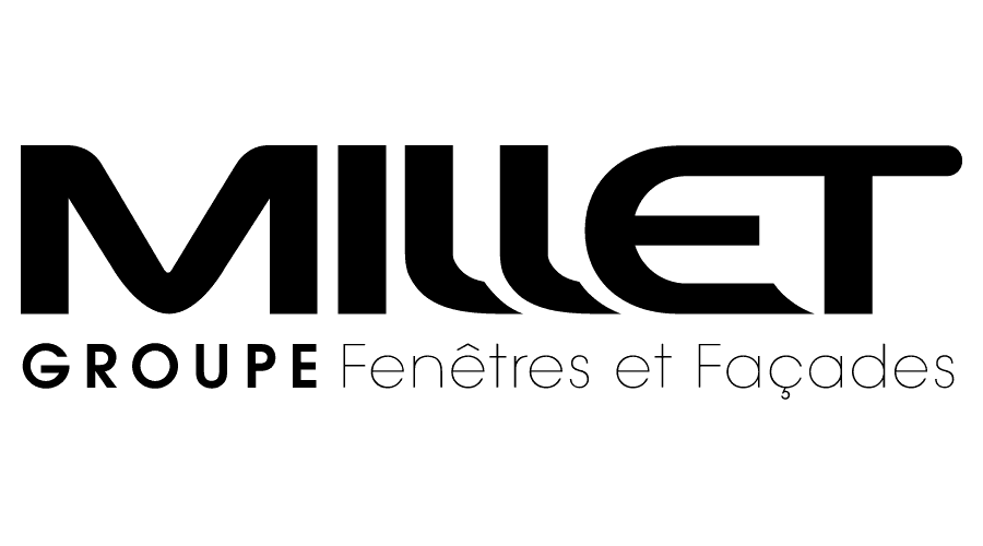 Groupe Millet Logo Vector