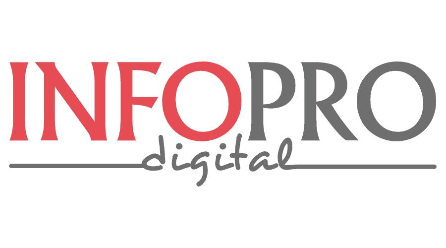 Infopro Digital Logo Vector