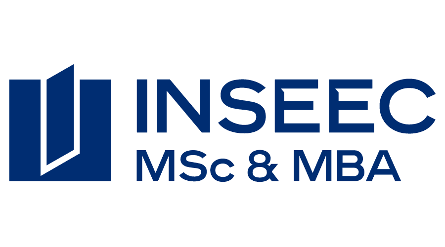 INSEEC MSc and MBA Logo Vector