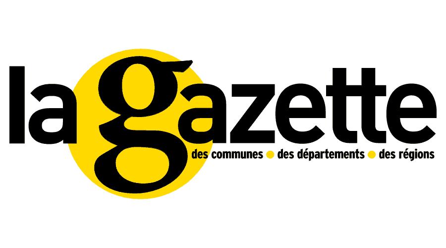 La Gazette des Communes Logo Vector