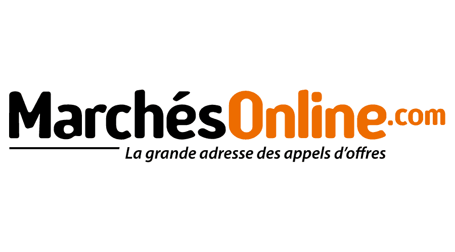 Marchés Online Logo Vector