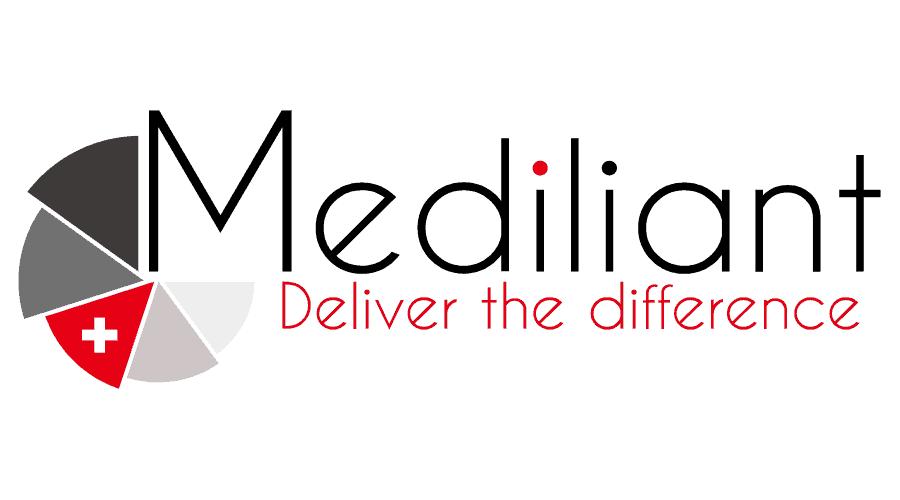Mediliant Logo Vector
