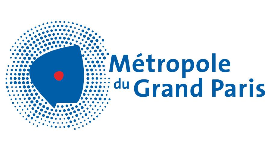 Métropole du Grand Paris Logo Vector