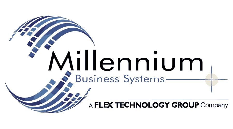 Millennium Business Systems Logo Vector