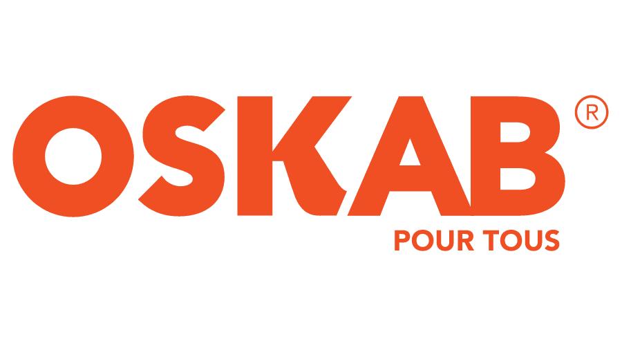 Oskab Logo Vector