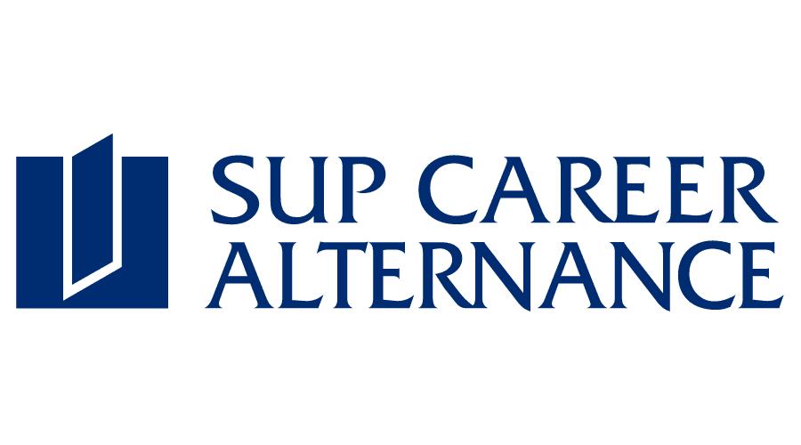 Sup Career Alternance Logo Vector