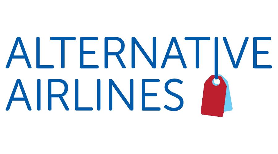Alternative Airlines Ltd Logo Vector
