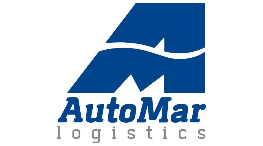 Automar Logistics Logo Vector