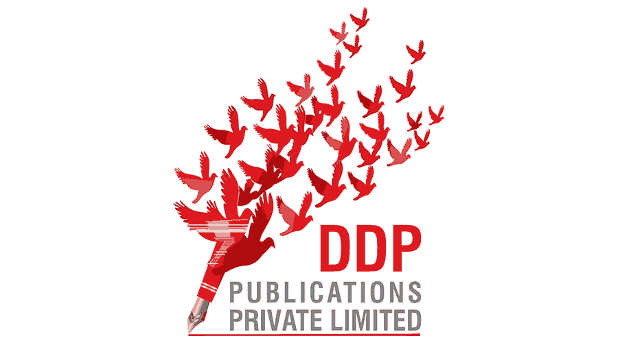 DDP Publications Private Limited Logo Vector