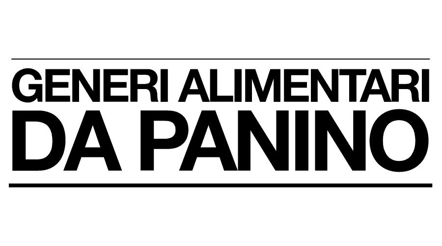 Generi Alimentari DA PANINO Logo Vector