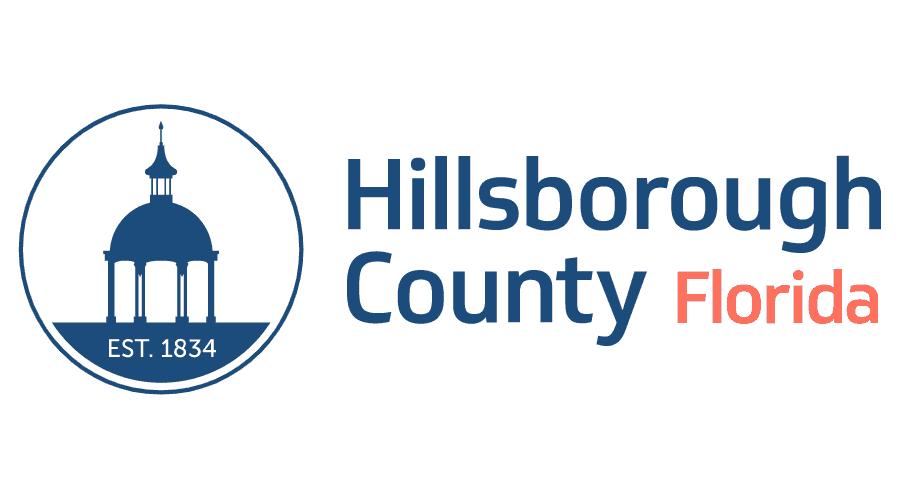 Hillsborough County Logo Vector