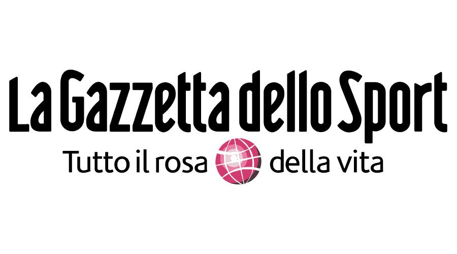La Gazzetta dello Sport Logo Vector