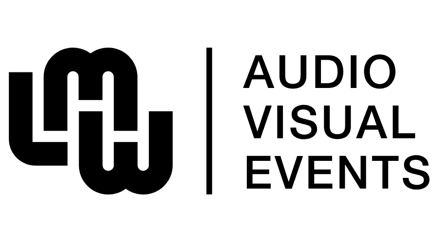 LMW AV GmbH – Audio Visual Events Logo Vector
