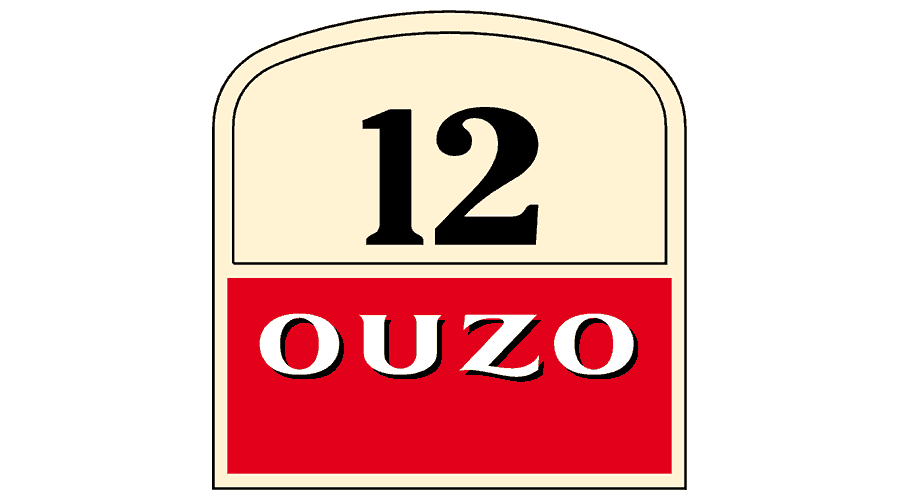 OUZO 12 Logo Vector