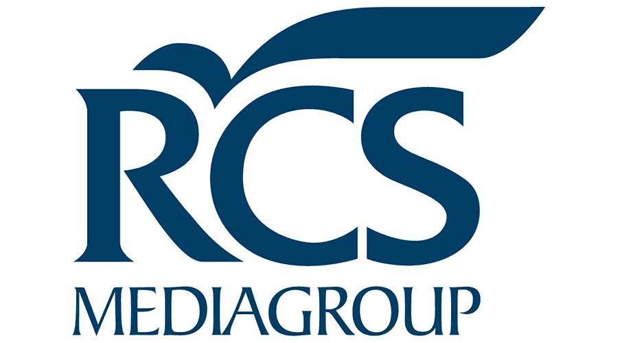 RCS MediaGroup S.p.A. Logo Vector