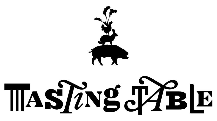 Tasting Table Logo Vector