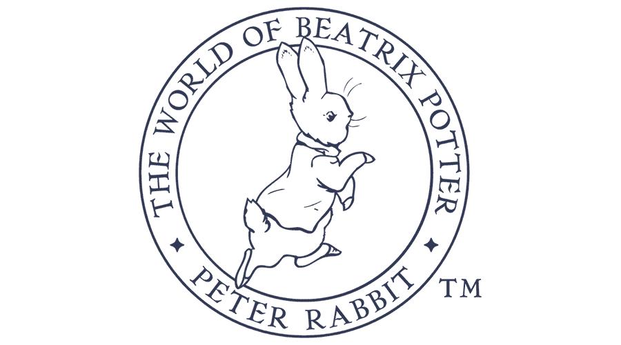 The World of Beatrix Potter, Peter Rabbit Logo Vector