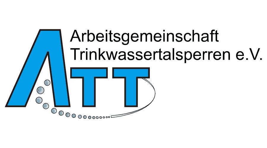 Arbeitsgemeinschaft Trinkwassertalsperren e.V. (ATT) Logo Vector