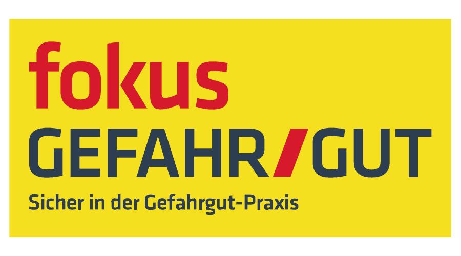 fokus GEFAHR/GUT Logo Vector