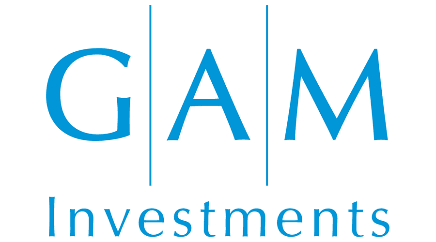GAM Investments Logo Vector