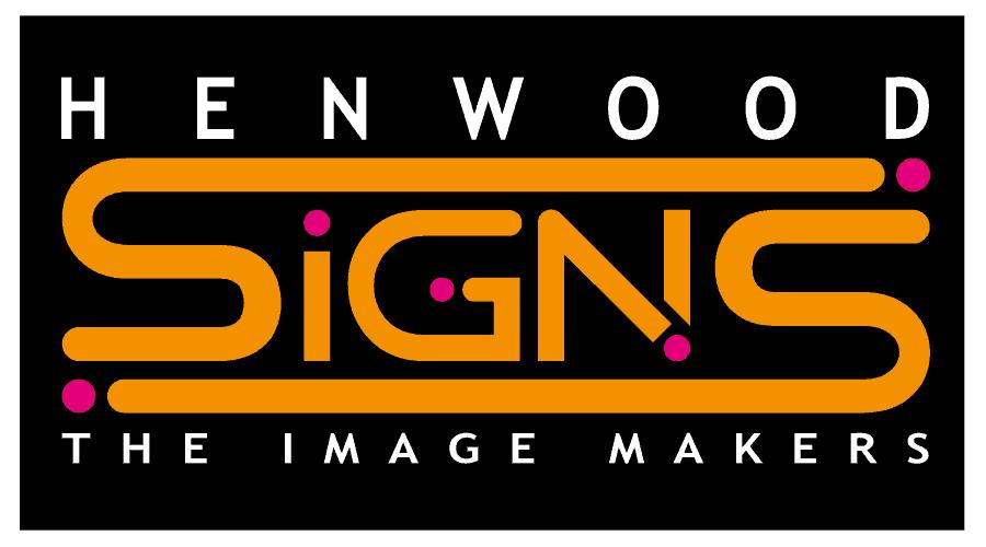 Henwood Signs Logo Vector