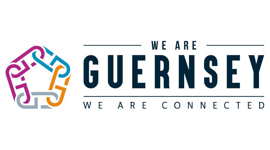 We Are Guernsey Logo Vector