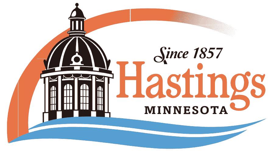 City of Hastings, Minnesota Logo Vector