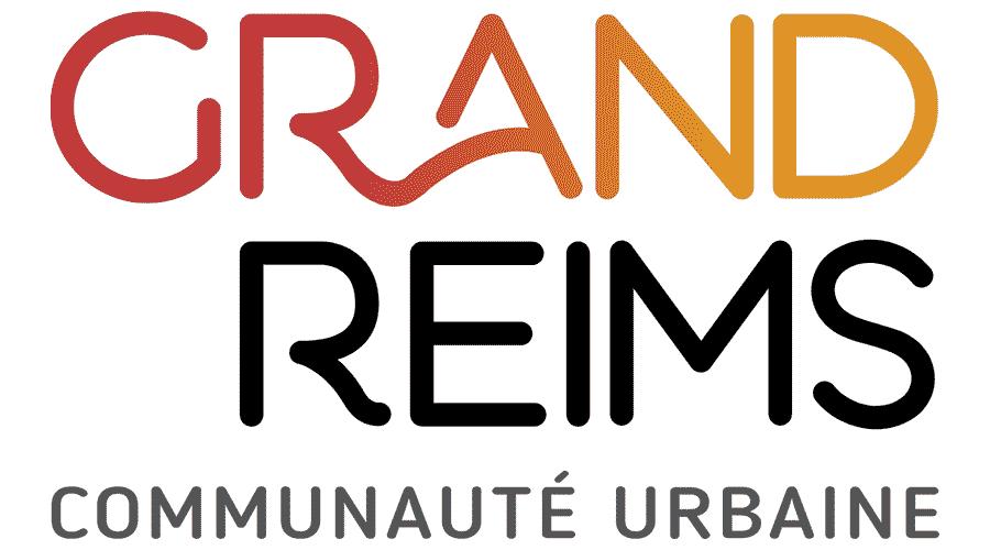 Communauté urbaine du Grand Reims Logo Vector