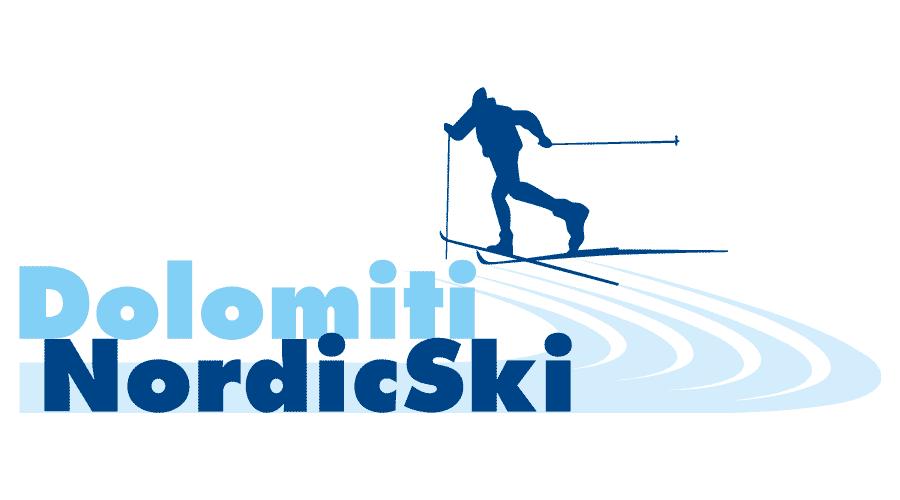 Dolomiti Nordicski Logo Vector