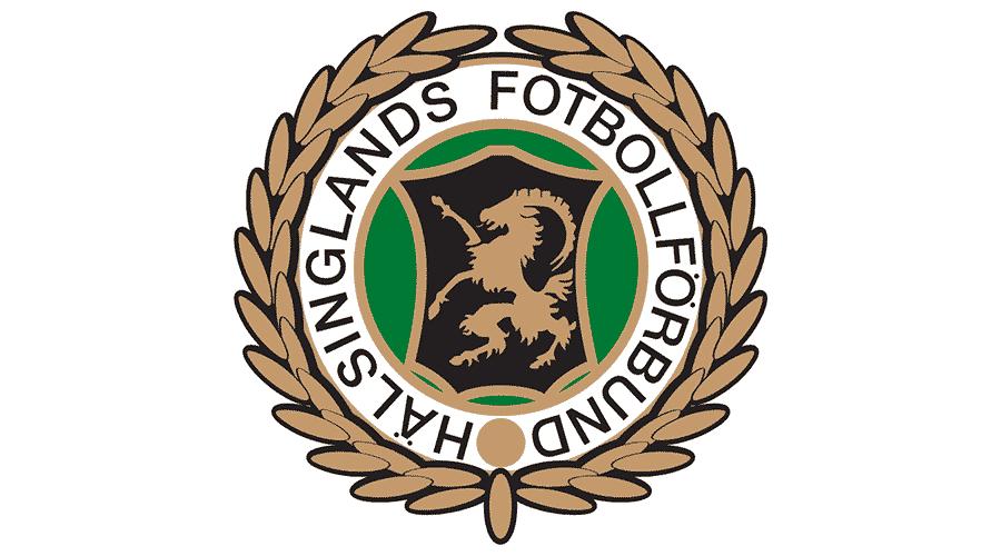 Hälsinglands Fotbollförbund Logo Vector