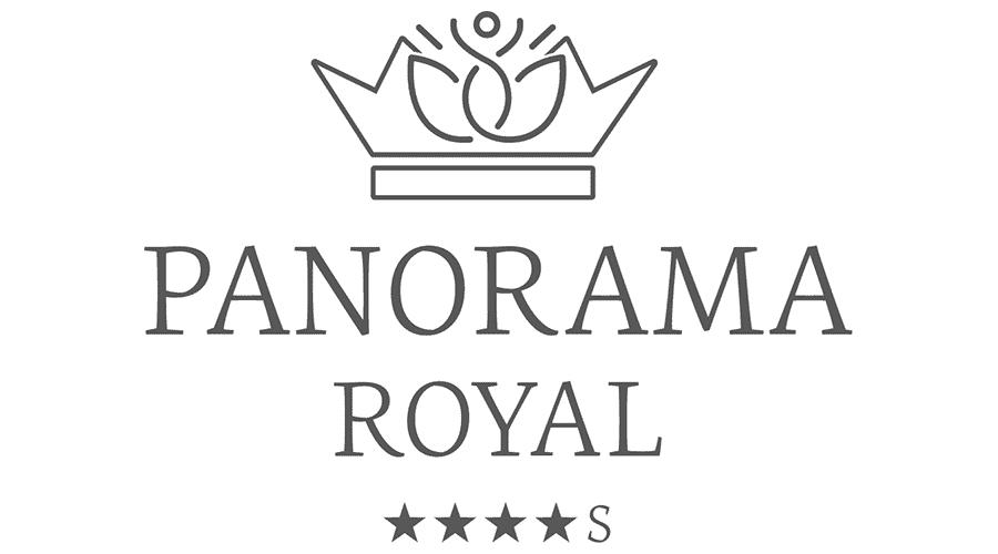 Hotel Panorama Royal Logo Vector