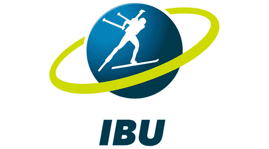 International Biathlon Union (IBU) Logo Vector