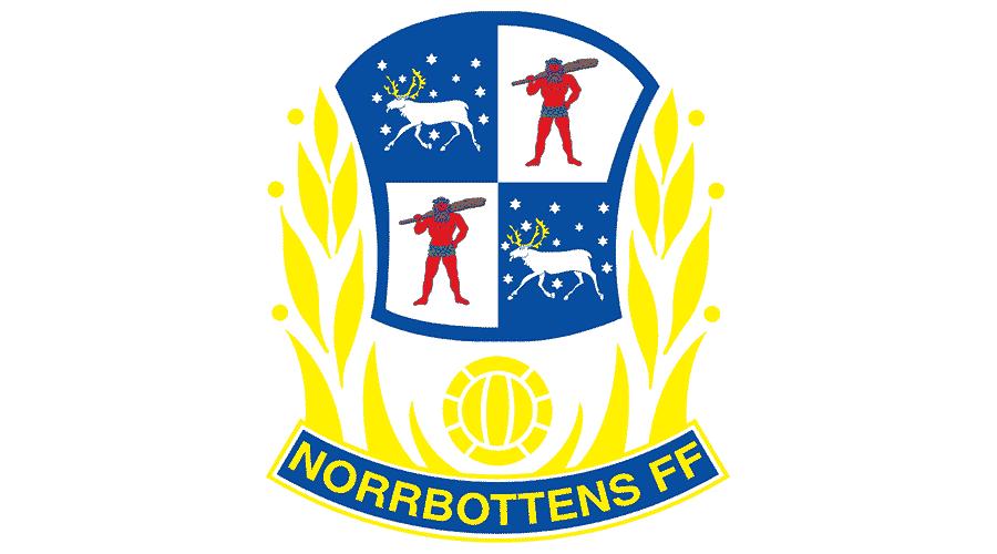 Norrbottens FF Logo Vector