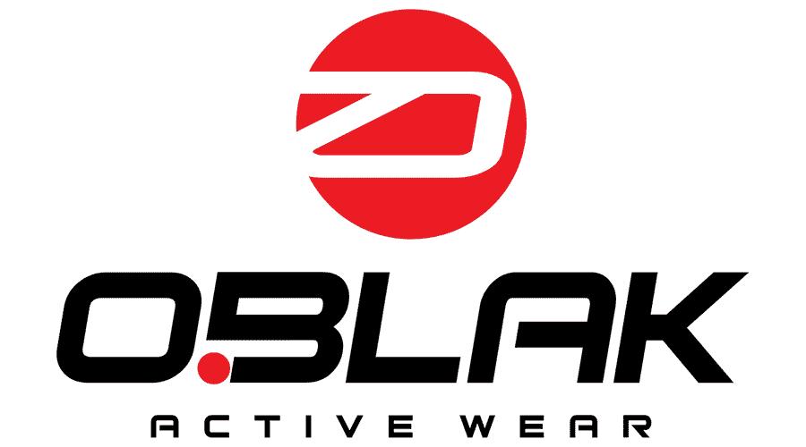 Oblak Active Wear Logo Vector