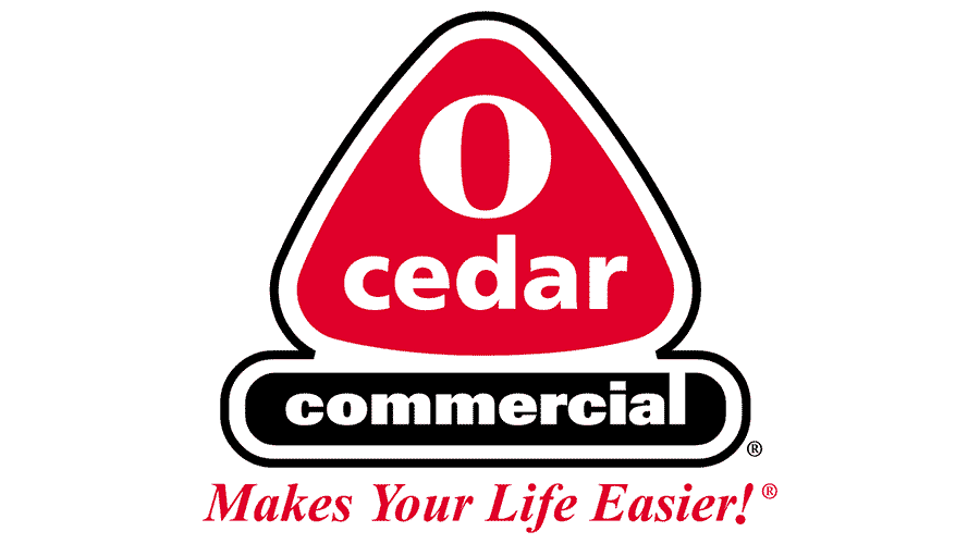OCedar Commercial Logo Vector