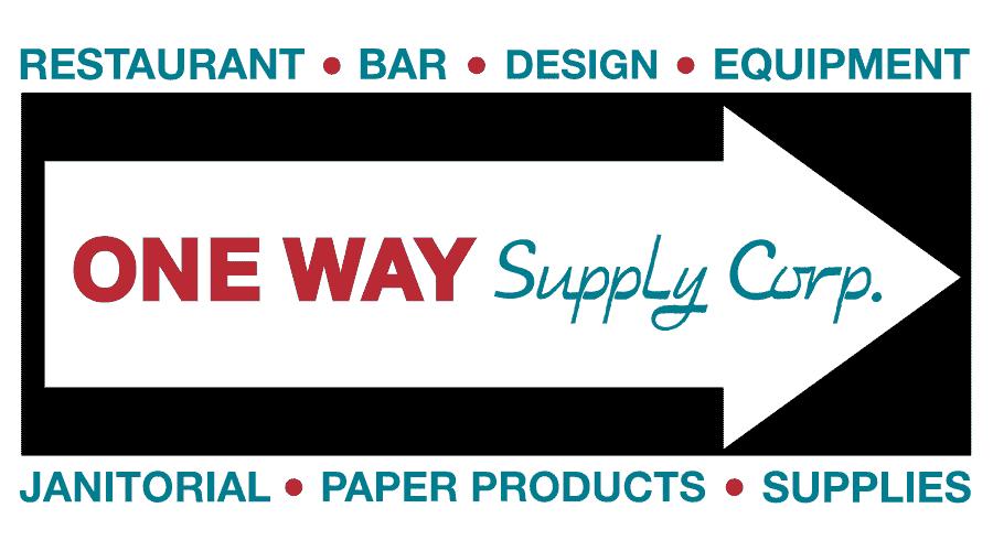 One Way Supply Corp Logo Vector