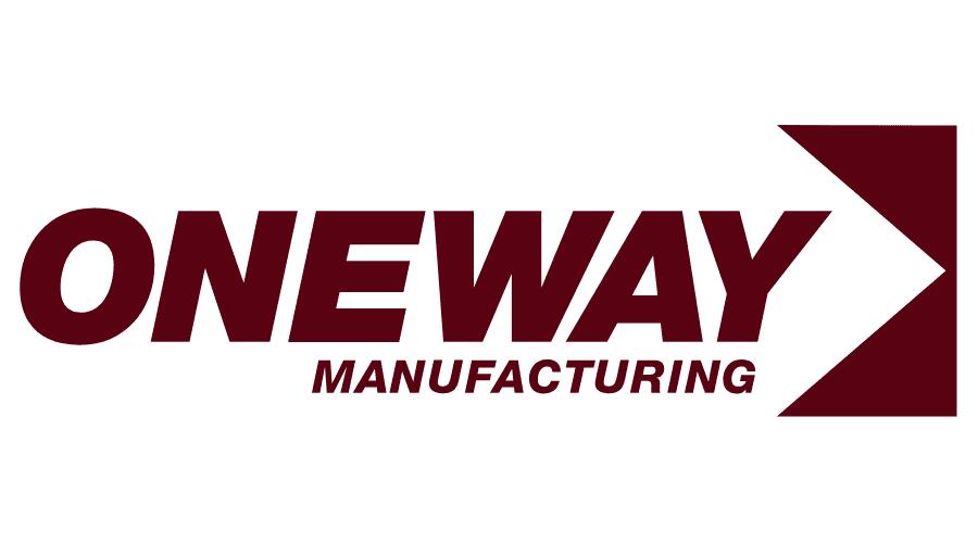 ONEWAY Manufacturing Logo Vector