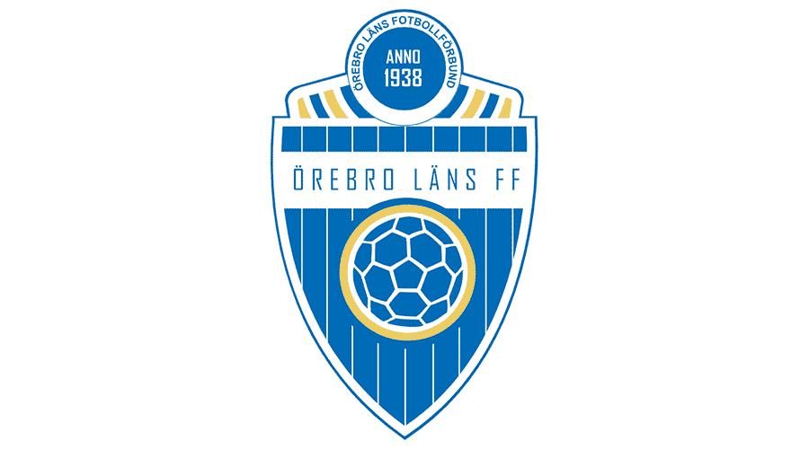 Örebro Läns FF Logo Vector