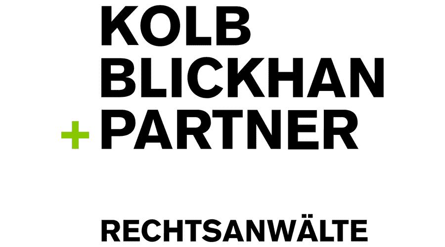 Rechtsanwälte Kolb, Blickhan & Partner mbB Logo Vector