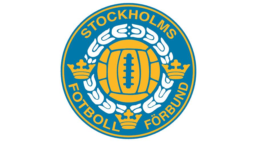 Stockholms Fotbollförbund Logo Vector