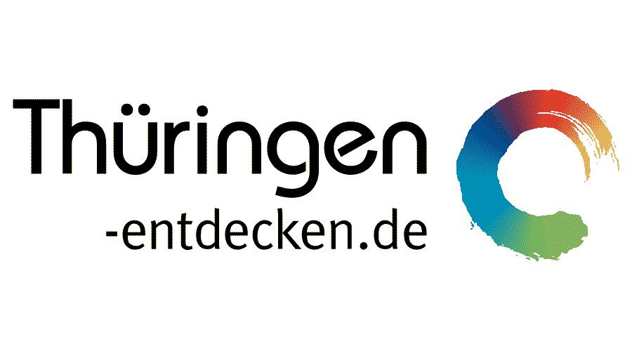 Thüringen entdecken Logo Vector