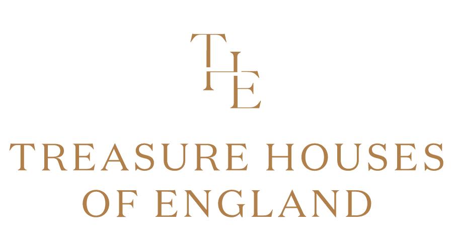 Treasure Houses of England Logo Vector