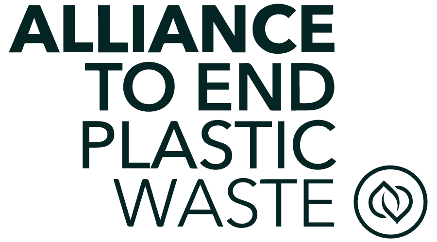 Alliance to End Plastic Waste Logo Vector