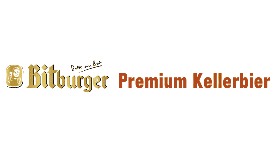 Bitburger Premium Kellerbier Logo Vector